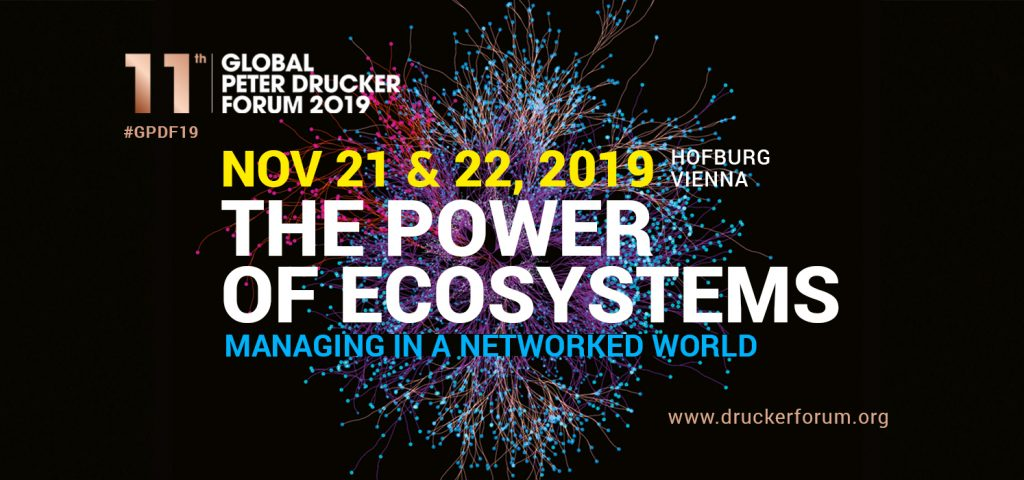 Drucker_forum_2019_power_of_ecosystems