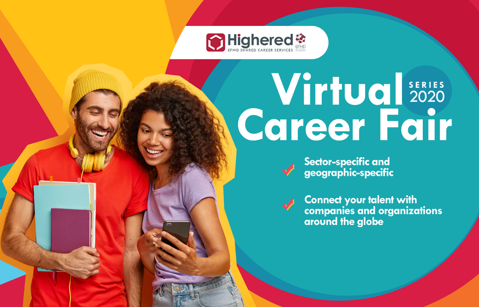 EFMD Virtual Career Fair Series