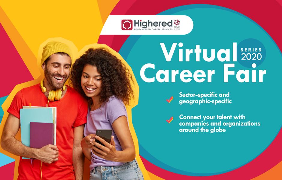 EFMD Virtual Career Fair Series