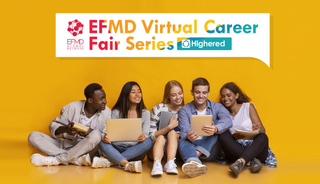 efmd highered virtual career fair