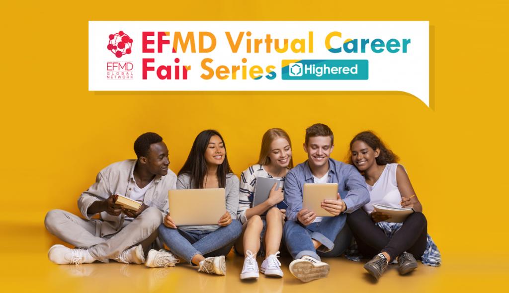 efmd highered virtual career fair