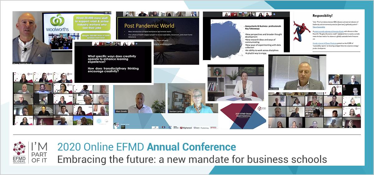 2020 EFMD Online Annual Conference