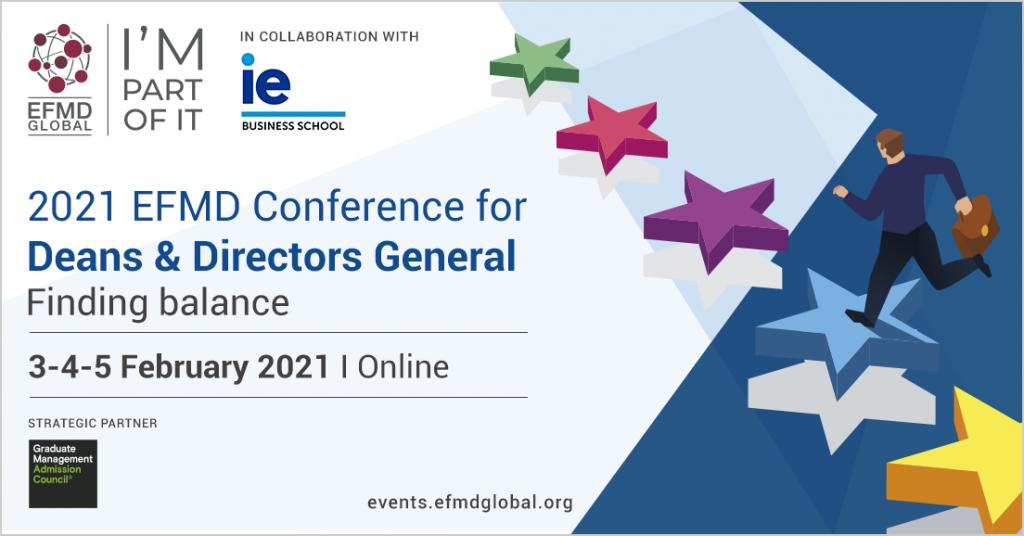 2021_EFMD-Deans and Directors General Conference