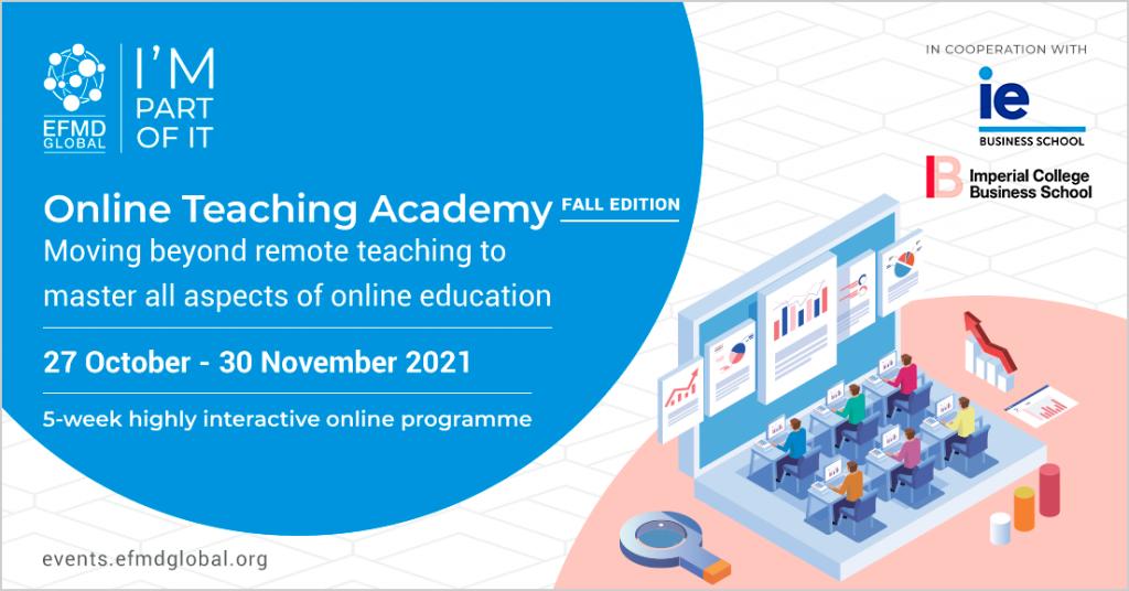 Online teaching academy