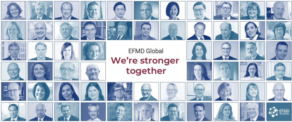 2021 EFMD Deans Conference finding balance