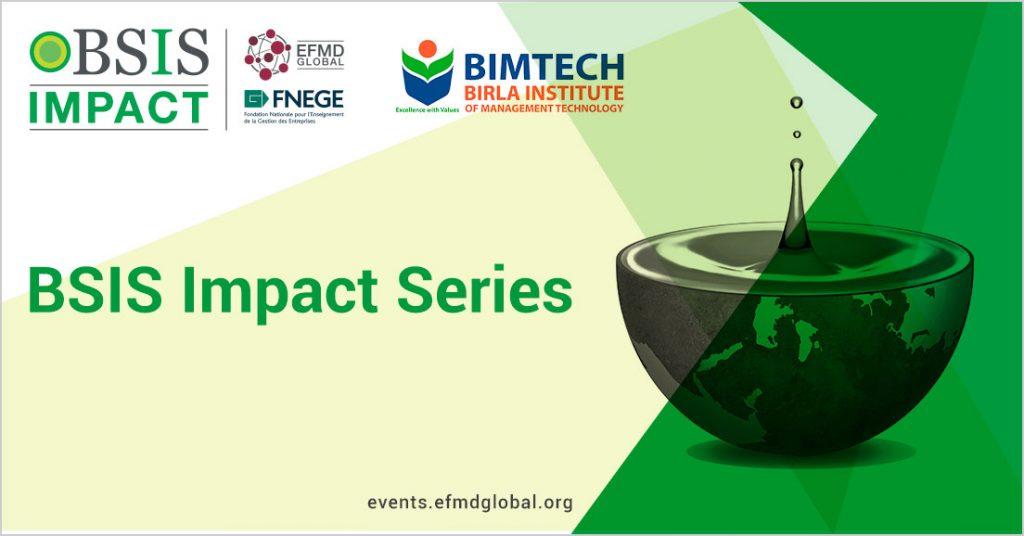 BIMTECH BSIS Impact Series