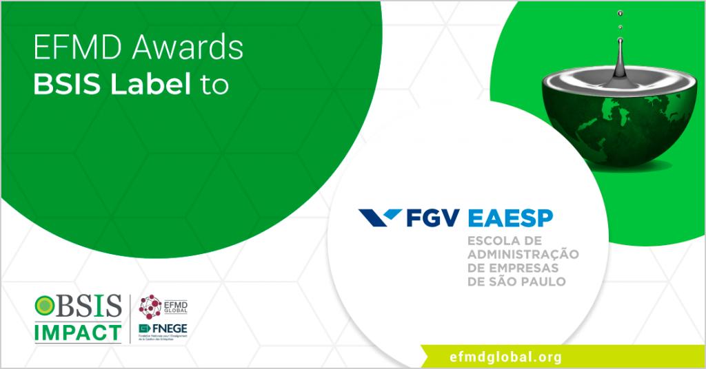 EFMD-Congratulations-BSIS-FGV-EAESP