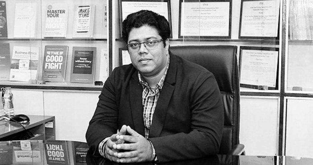 Condolences from EFMD - Debapratim Purkayastha