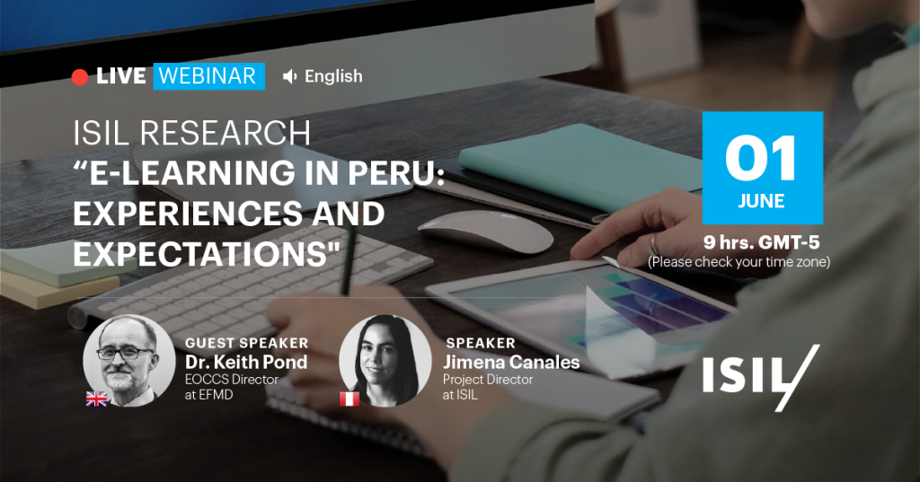 ISIL e-learning in Peru EOCCS