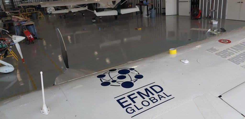 EFMD logo on COLT - sustainability