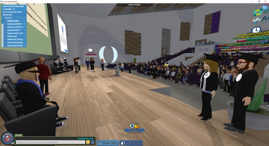 NEOMA Virtual Campus